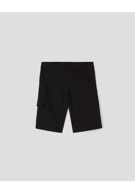 CP COMPANY | Bermuda pants  | 10CKSB064CNERO