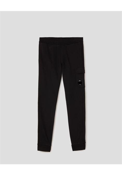 CP COMPANY | trousers | 10CKSP063CNERO