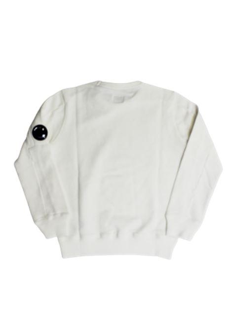CP COMPANY | sweatshirt | 10CKSS058BBIANCO