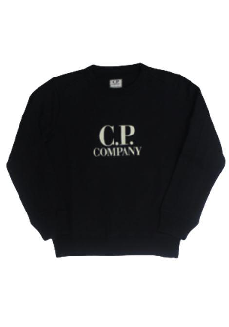 CP COMPANY | sweatshirt | 10CKSS058BBLU