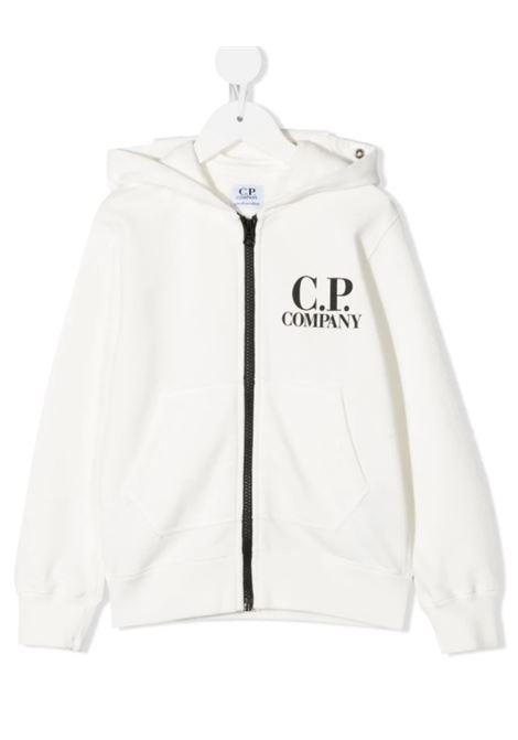 CP COMPANY | sweatshirt | 10CKSS059BBIANCO