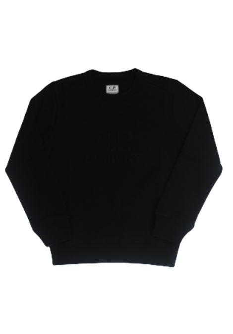 CP COMPANY | sweatshirt | 10CKSS062CNERO