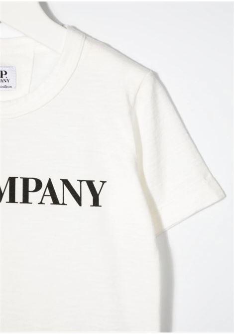 CP COMPANY | T-shirt | 10CKTS038CBIANCO