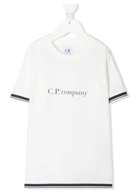 T-shirt C.P. Company CP COMPANY | T-shirt | 10CKTS048CBIANCO