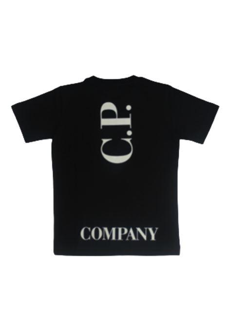 CP COMPANY | T-shirt | 10CKTS051CNERO
