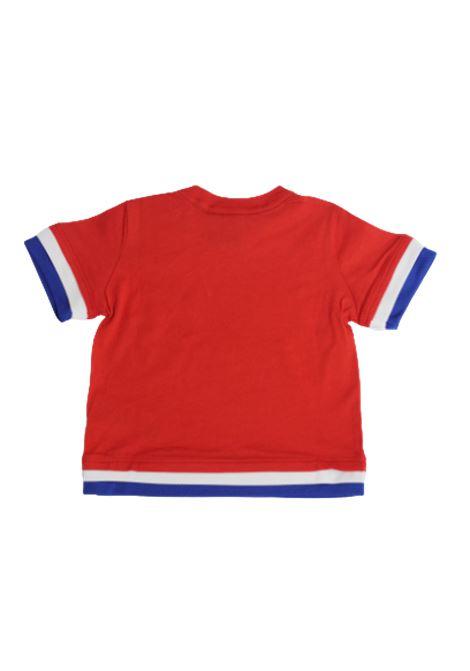 DIADORA | T-shirt | 019283ROSSO