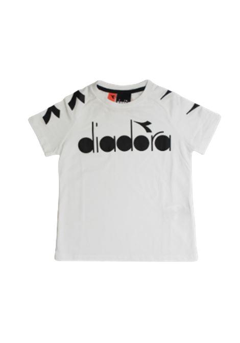 DIADORA | T-shirt | 022273BIANCO