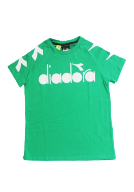 DIADORA | T-shirt | 022273VERDE