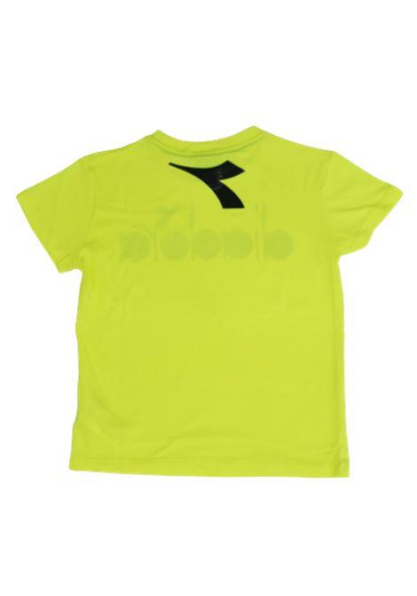 T-shirt Diadora DIADORA | T-shirt | 022278GIALLO FLUO