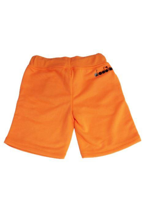 DIADORA | Bermuda pants  | 022279ARANCIO FLUO