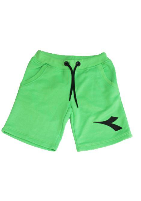 DIADORA | Bermuda pants  | 022279VERDE FLUO