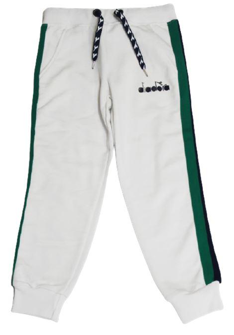 DIADORA | trousers | 022289BIANCO