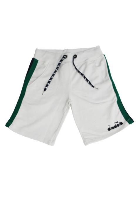 DIADORA | Bermuda pants  | 022291BIANCO