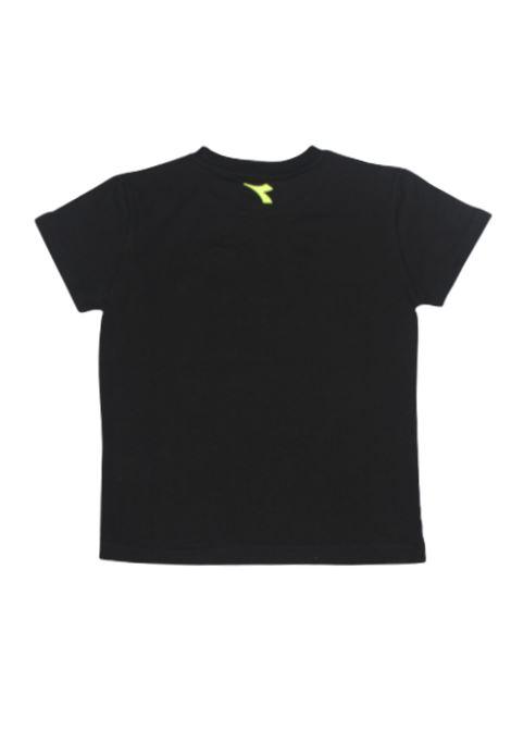 DIADORA | T-shirt | 022304NERO