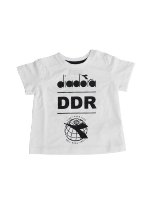 T-shirt Diadora DIADORA | T-shirt | 022361BIANCO