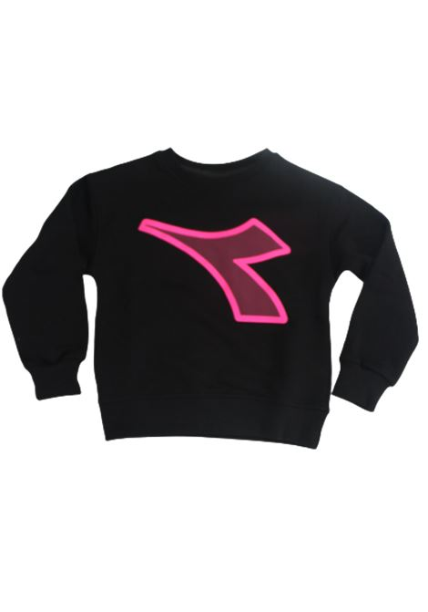 DIADORA | sweatshirt | 022783NERO