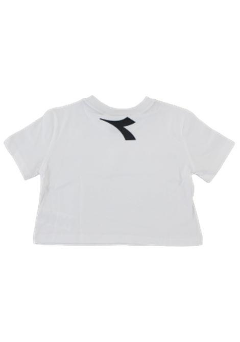 DIADORA | T-shirt | 022784BIANCO