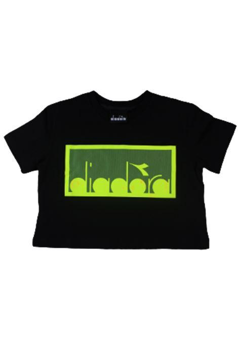 DIADORA | T-shirt | 022784NERO