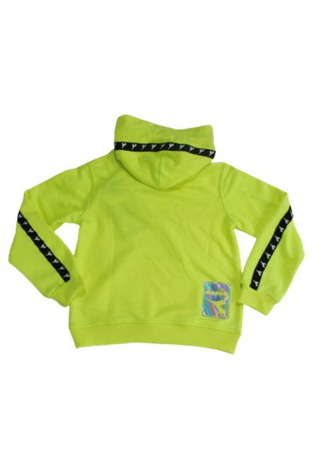DIADORA | sweatshirt | 022815GIALLO FLUO