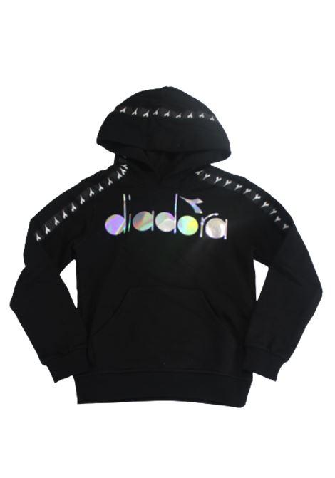 DIADORA | sweatshirt | 022815NERO