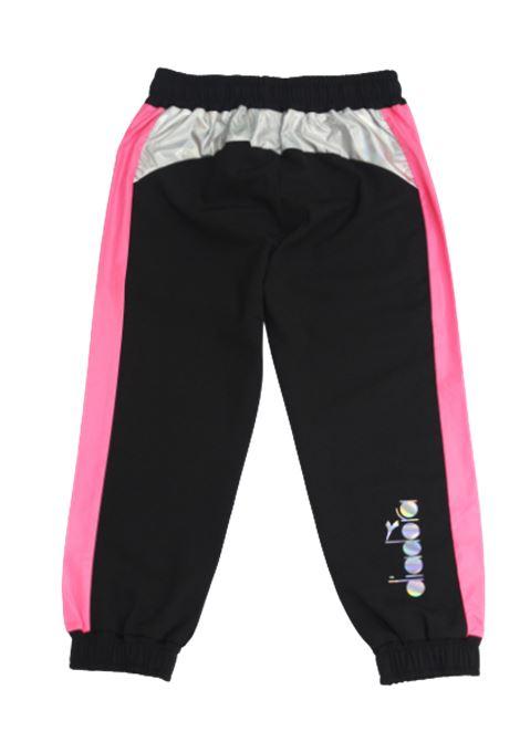 DIADORA | trousers | 022825NERO
