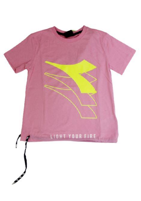 DIADORA | T-shirt | 022837ROSA