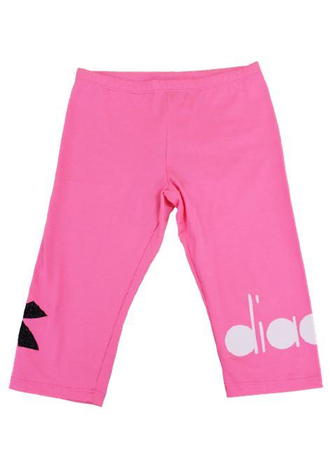 DIADORA | leggins | 022843ROSA FLUO