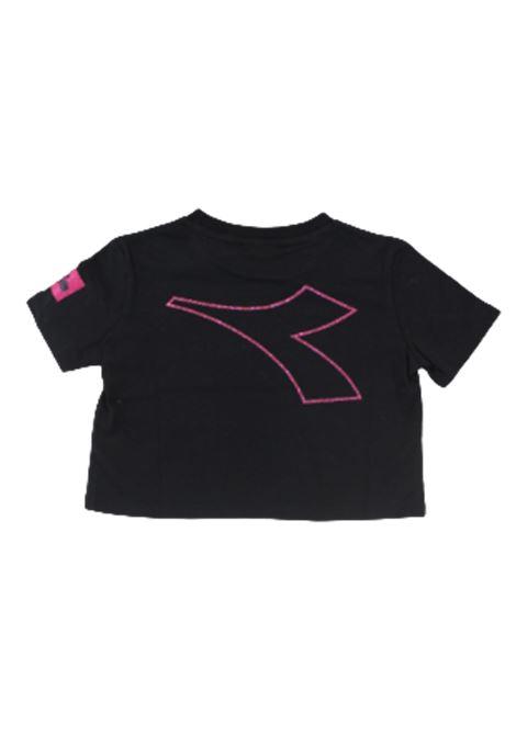 DIADORA | T-shirt | 022856NERO