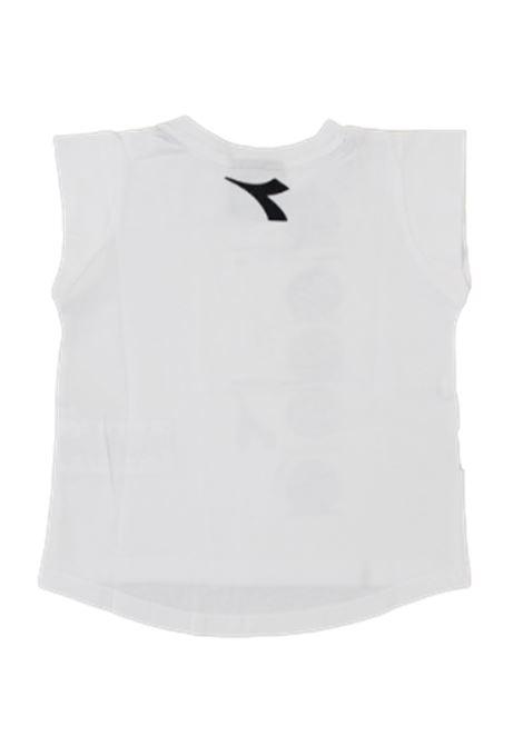 DIADORA | T-shirt | 024375BIANCO