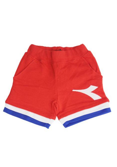 DIADORA | Bermuda pants  | DIA24ROSSO