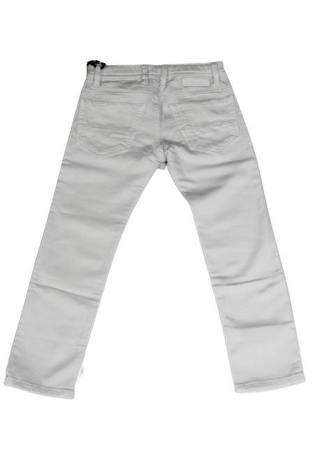 DIESEL | trousers | 00J3RSBIANCO