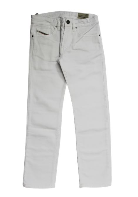Pantalone Diesel DIESEL | Pantalone | 00J3RSKXB14BIANCO