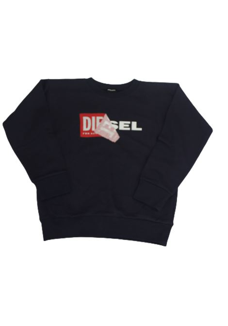 DIESEL | sweatshirt | 00J46JBLU