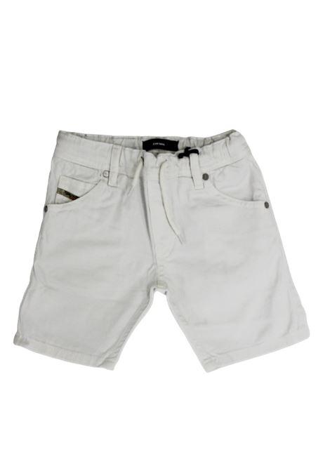 DIESEL | Bermuda pants  | 00J4978BIANCO