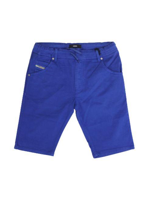 DIESEL | Bermuda pants  | 00J497BLUETTE