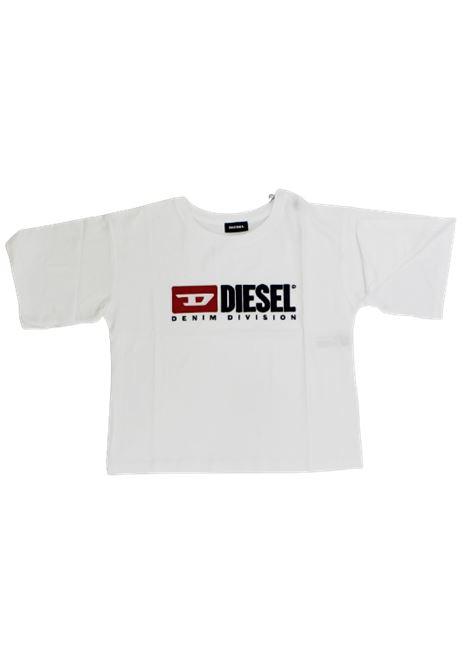 DIESEL | T-shirt | 00J4IGBIANCO