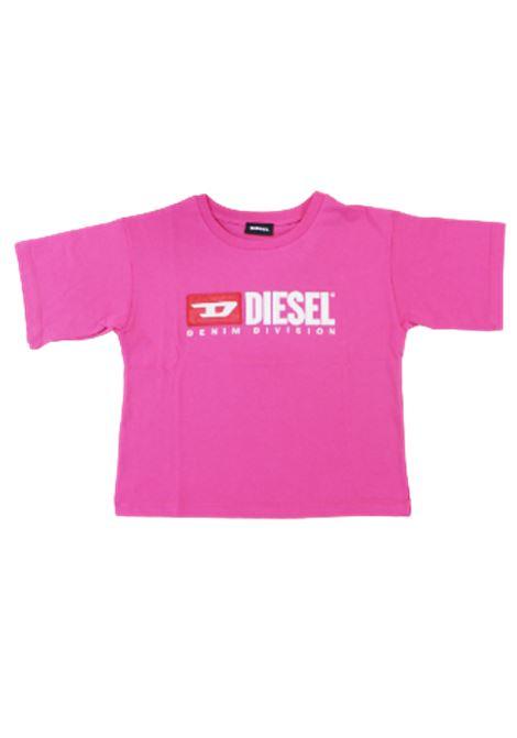 DIESEL | T-shirt | 00J4IGFUXIA