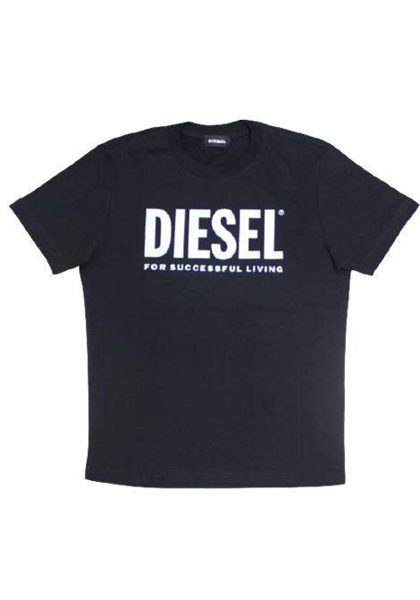DIESEL | T-shirt | 00J4P6NERO