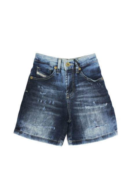 DIESEL | Bermuda pants  | 00J4QWJEANS