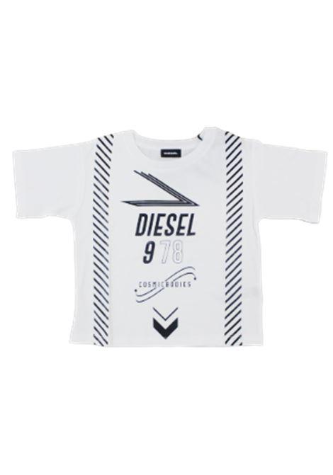 DIESEL | T-shirt | 00J4SW00YI9BIANCO