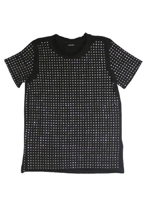 DIESEL | T-shirt | 00J4SZVERDE