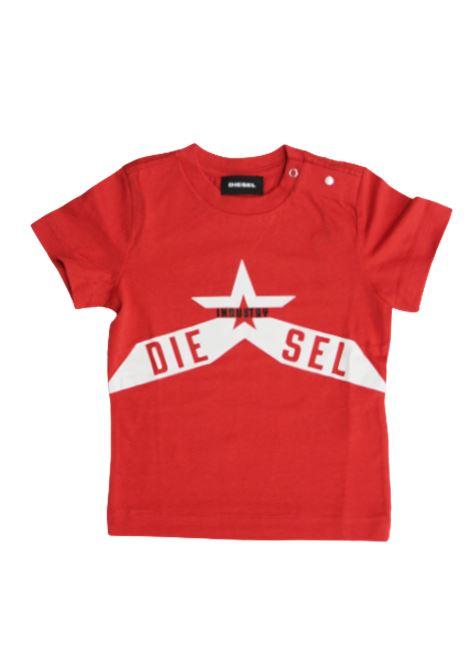 DIESEL | T-shirt | 00K249ROSSO