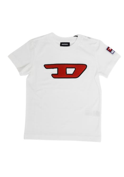 DIESEL | T-shirt | 00K25NBIANCO