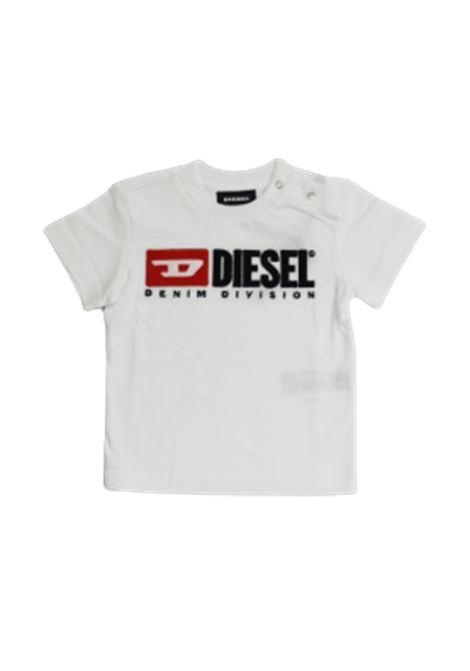 DIESEL | T-shirt | DIE37BIANCO