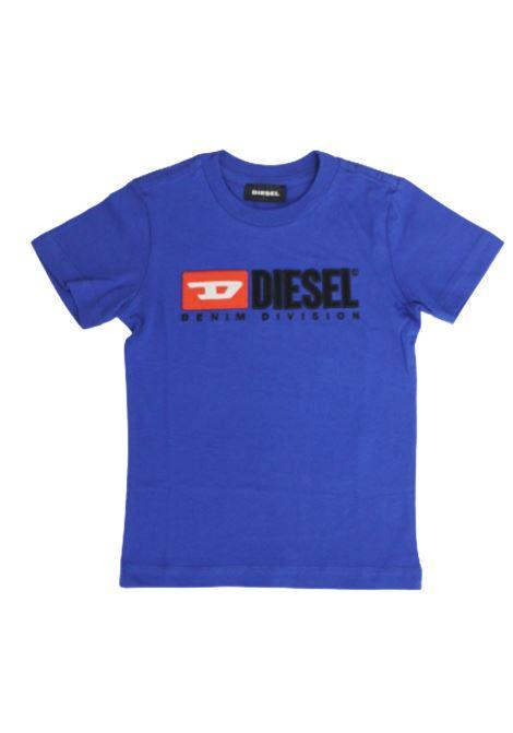 DIESEL | T-shirt | DIE37BLUETTE