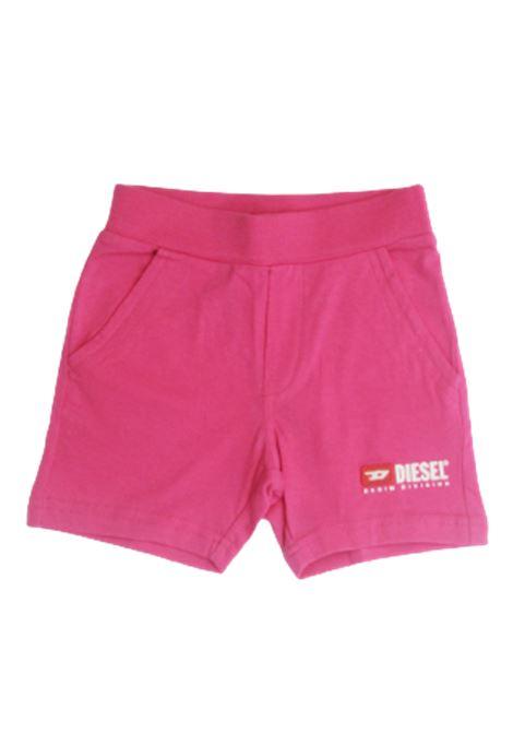DIESEL | Bermuda pants  | DIE46FUXIA