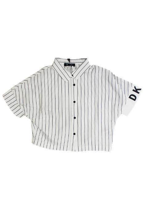 DKNY | shirt | D35Q63BIANCO NERO