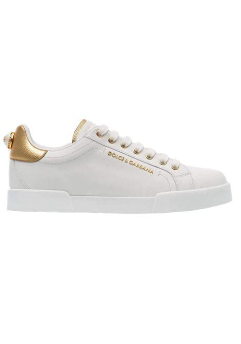 Sneakers Dolce & Gabbana DOLCE & GABBANA | Sneakers | CK1602AN2988B996BIANCA-ORO