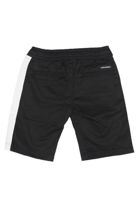 DOLCE & GABBANA | Bermuda pants  | L42Q50FUFJRN0000NERO