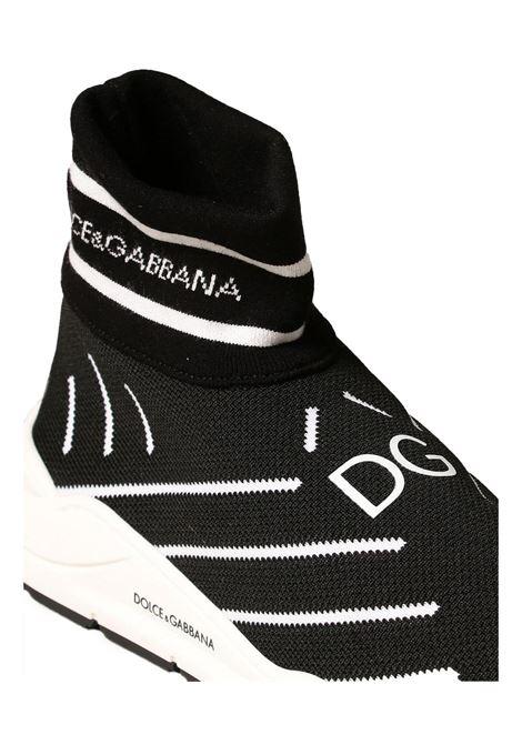 DOLCE & GABBANA | Sneakers | AK472NERA-BIANCA